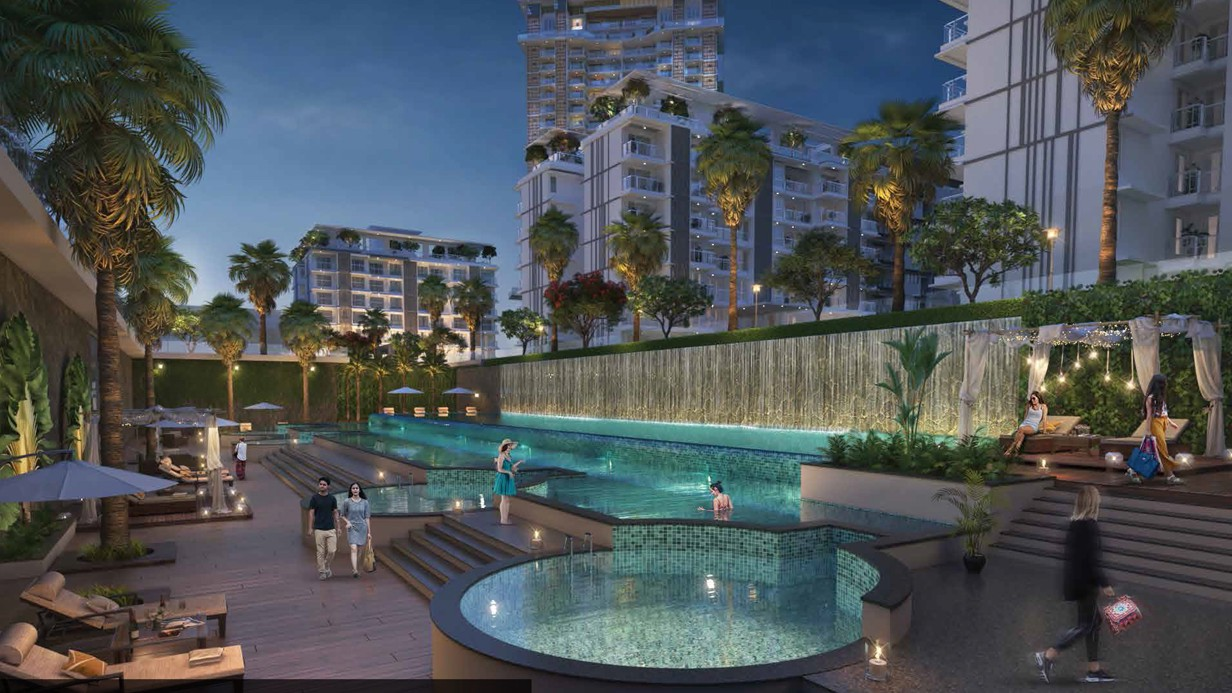 Godrej Palm Retreat